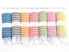 towels to take to the beach