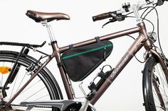 Bicycle bags POPCYCLE by sundri pop design by POPCYCLEbags on Etsy, $27.00