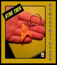Llavero con el logotipo de Spock de Star Trek (vendido)