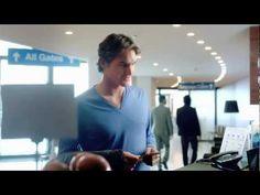 """Lindt LINDOR Truffles and Roger Federer """"Lost"""""""