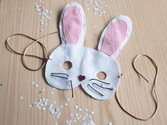 diy: antifaz de conejo | milowcostblog♥