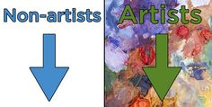 16 Normal Things That Look Completely Different To Artists: Normal people vs. artists :)