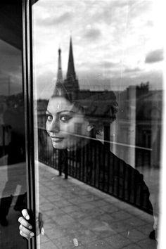 Sophia Loren ♥ in Paris                                                                                                                                                     More