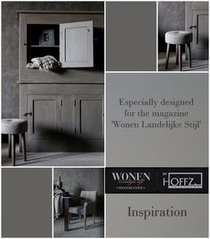 Woonkamer wls by hoffz on pinterest facebook wood turning and velvet chairs - Binnenkant country chic ...