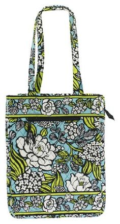 Vera Bradley Laptop Travel Tote in Island Blooms « Holiday Adds