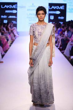 Lakmé Fashion Week – ANAVILA AT LFW SR 2015 Bringing Khaadi back