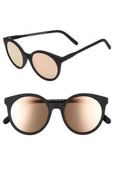 Spektre 'Stardust' 50mm Sunglasses available at #Nordstrom