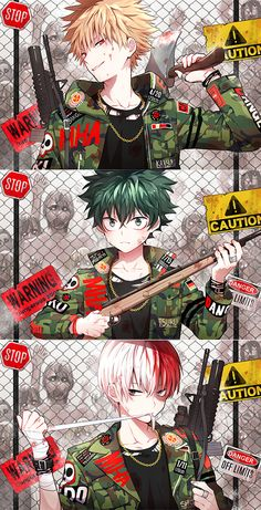 Fan Art: survived from a zombie attack .- Fan Art: Survived by a zombie attack . Fan Art: survived from a zombie attack . Anime Boys, Cute Anime Boy, Anime Boy Base, Anime Child, Boku No Hero Academia, My Hero Academia Manga, Art Anime, Anime Kunst, My Hero Academia Episodes