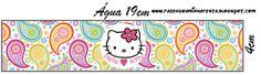 Imprimibles de Hello Kitty 25.