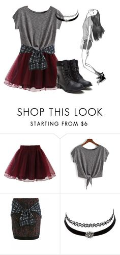 """Untitled #104"" by sydneyshaloso ❤ liked on Polyvore featuring Chicwish, 3.1 Phillip Lim and Charlotte Russe"
