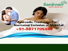 Nocturnal Emission or Nightfall is a common condition found in men which refers to involuntary ejaculation of semen during sleep in night.