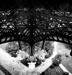 Marc Réal - Eiffel Tower, Paris, France, 1928