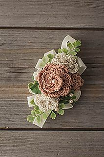 This design is part of a DIY Wedding special in the Summer 2015 issue of Interweave Crochet.