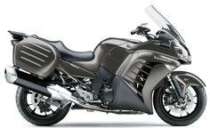 """Kawasaki 1400GTR """"ABS"""" (2014) Concours 14 """"ABS"""""""