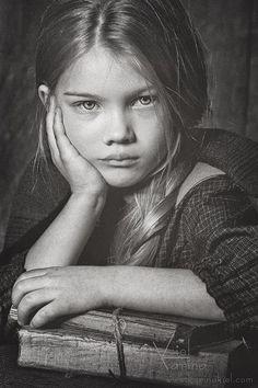 Замечательные фото-портреты детей Карины Киль - 1