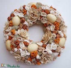 Burlap Wreath, Easter, Wreaths, Home Decor, Vintage, Decoration Home, Door Wreaths, Room Decor, Easter Activities