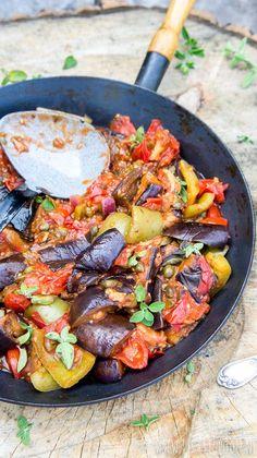 Turkish Recipes, Italian Recipes, Ethnic Recipes, Veggie Recipes, Healthy Recipes, Vegan Vegetarian, Paleo, Love Food, Family Meals