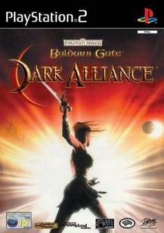Baldur's Gate Dark Alliance (PS2)