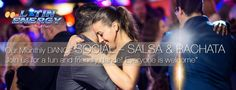 SCHEDULE: Doors Open at 8:15 PM Salsa Beginner Lesson at 8:45 PM to 9:30 PM with Mark K. Salsa Intermediate Lesson at 8:45 PM to 9:30 PM Vanesa Stay Social