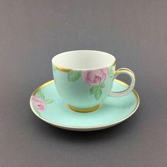 Rosen Kaffeetasse Tea Cups, Mint, Tableware, Gifts, Men, Coffee Cups, Dinnerware, Tablewares, Dishes