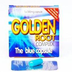 GOLDEN ROOT LA CAPSULA AZUL (1 UNIDAD)