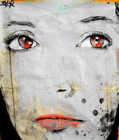 face by Loui  Jover