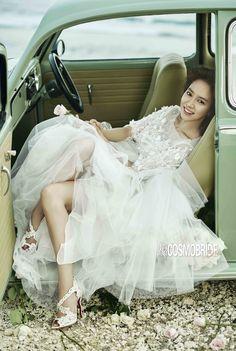 Song Ji Hyo reveals what she would do if she caught her boyfriend cheating — Koreaboo