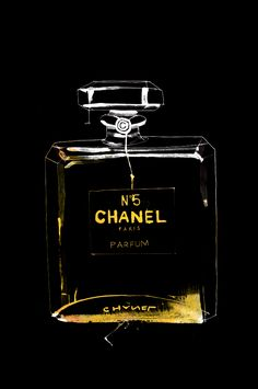 Chanel screen prints, apparently are or were available for purchase. Looks like Andy Warhol.