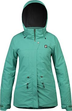 orage Womens Spansion Jacket V294 Dark Jade Small -- Find out more about the great product at the image link.(This is an Amazon affiliate link and I receive a commission for the sales)