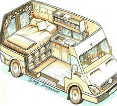 layout sketch