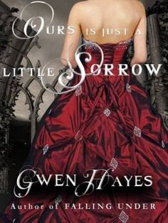 "INTERVIEW by Ginny: Gwen Hayes author of ""Ours is Just a Little Sorrow"" - Released today & an E-Book GIVEAWAY! (@gwenhayes )"