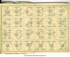 Free Easy Cross, Pattern Maker, PCStitch Charts + Free Historic Old Pattern Books: Sajou No 663
