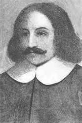 Gov. William Bradford (1590-1657) William Bradford was the governor of Plymouth colony. He came to New England on the Mayflower in 1620 and in 1621, on the death of John Carver, was chosen leader of the Pilgrims.                                                                                                                                                                                 More