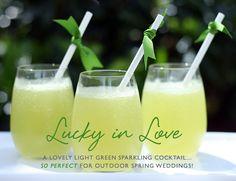 Signature Drink For Wedding Reception RECIPES | DA Weddings' Picks: Signature Drinks & Recipes | DA Weddings
