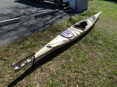 Necky Arluk II (Fiberglass) « Kayak Trader