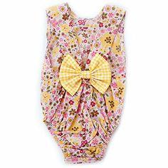 Peggy Anais Bodysuit - Yellow Floral