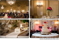 http://www.studioelouisville.com Wedding at the Brown Hotel Louisville, KY