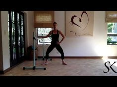FREE Full Length 50 Min. Barre Workout You Can Do at Home - YouTube