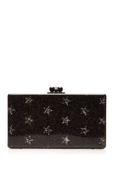 Jean Stars Clutch by Edie Parker for Preorder on Moda Operandi