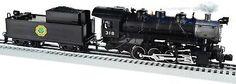 "Lionel 6-83209 - Legacy 0-8-0 Steam Locomotive ""Terminal Railroad Association"""