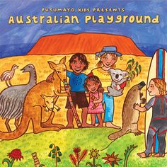 "Putumayo Kids ""Australian Playground"" (CD, All Ages)  Like what you see? ** Follow me on www.MommasBacon.com **"