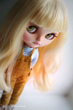 Adah - custom OOAK Blythe Doll