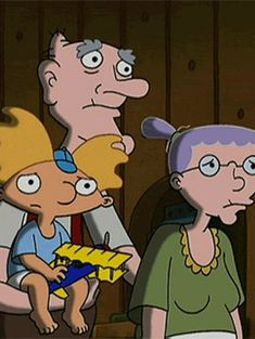 10 Crazy, Interesting Facts About Hey Arnold: Trivia, Info | Gurl.com
