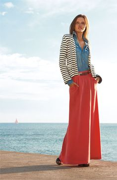 Nordstroms - perfect casual outfit transitioning from Winter into Spring