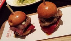 The 11 Best Burger Joints in Las Vegas: Mini Pepito de Iberico at Jaleo Las Vegas