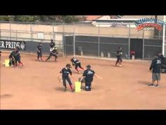 Infield Training and Drills for All Levels-watching ball into glove/move to the ball