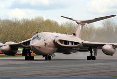 Handley Page Victor projects