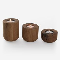 Cup Candle Holders   Wooden Candle Holders   Simply Tabletop UK