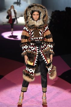 Dsquared2 RTW Fall 2015 | WWD