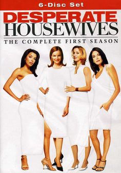 Desperate Housewives: First Season